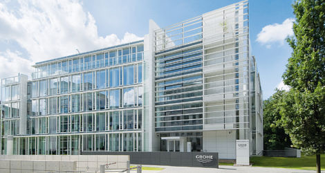 GROHE Headquarter In Düsseldorf