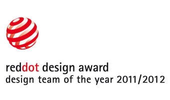 design team of the year 2011/2012