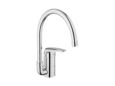 Eurodisc Single-lever sink mixer