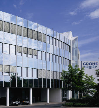 GROHE Plant in Hemer