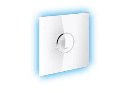 GROHE Ondus® Digitecture Light Wall plate