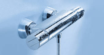 Grohtherm 2000 Thermostatic shower mixer