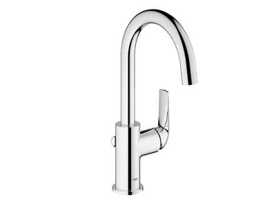 BauCurve Single-lever basin mixer