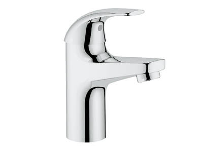 Baucurve Single - lever basin mixer