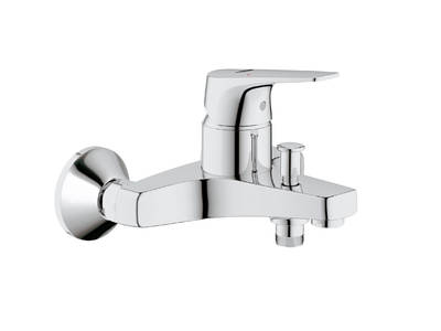 BauFlow Single-lever bath/shower mixer