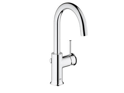 BauClassic Single-lever basin mixer