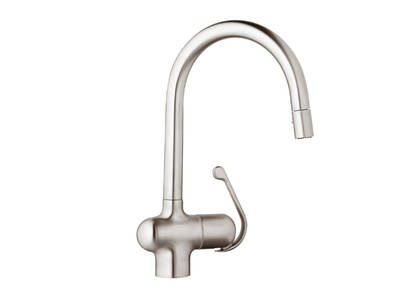 Ladylux Pro Main Sink Dual Spray Pull-Down