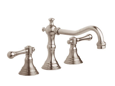 Bridgeford Three-hole basin mixer