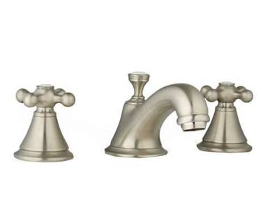 Seabury Three-hole bath faucet