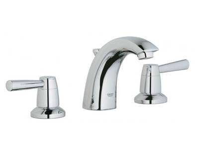 Arden Three-hole bath faucet