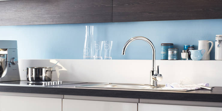 GROHE Faucet Designs Features Kitchen Trends Designs For Kitchen Mixer  Faucets. Tap Designs For Kitchens
