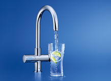 GROHE Blue Chilled & Sparkling Zestaw startowy