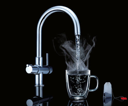GROHE Red Single-lever sink mixer