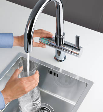 grohe blue rfrigrant et ptillant - Schema Montage Robinet Grohe