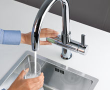 GROHE Blue® Chilled & Sparkling Starterkit
