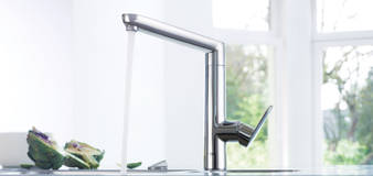 K7 Single-lever sink mixer