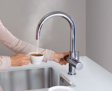 GROHE Red® Duo Faucet and combi-boiler (8 liter)