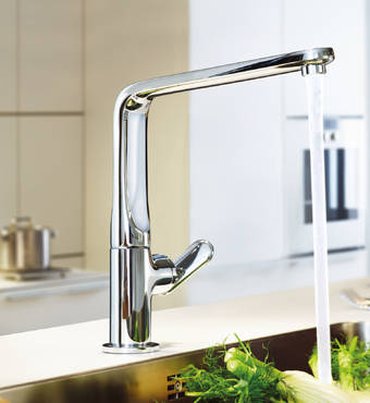 Veris Single-lever sink mixer