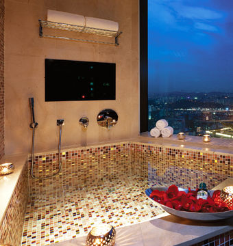 Grohe Luxury Room Hotels Project Recommendations