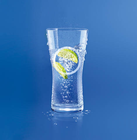 GROHE Blue® Water glasses