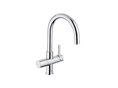 GROHE Blue® Pure Single-lever sink mixer Bi-Flow