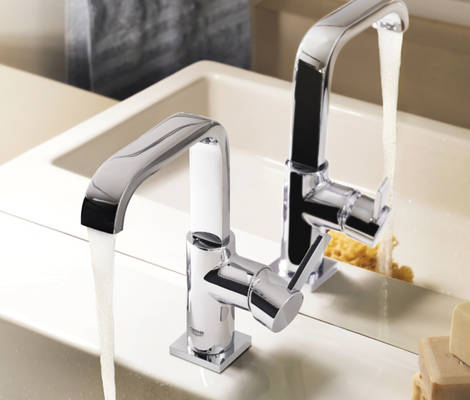 Allure Single-lever basin mixer