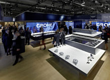 GROHE ISH 2013 Shower Area