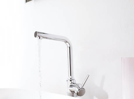 Atrio OHM Single-lever basin mixer