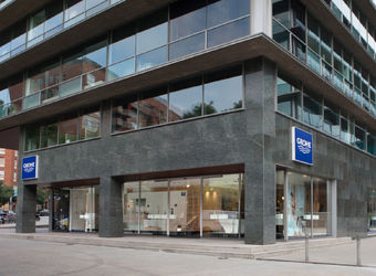 Grohe grohe live center barcelona news events for Showroom grohe barcelona
