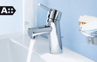 Concetto Single-lever basin mixer