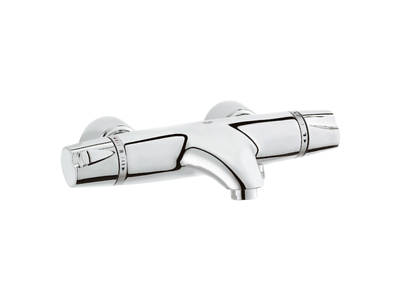 Grohtherm 3000 Thermostatic bath/shower mixer