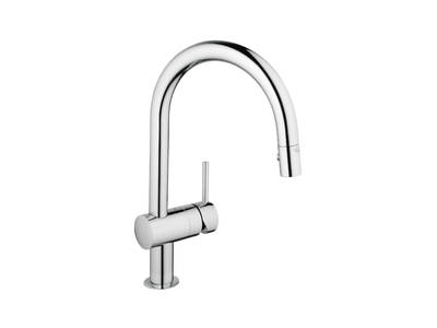 Minta Single-lever sink mixer