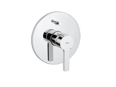 Lineare Single-lever bath/shower mixer