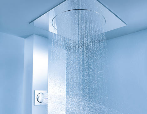 Rainshower F Douche plafonnier