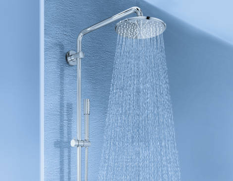 Rainshower Modern Douchesysteem