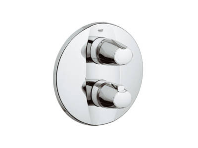 Grohtherm 3000 Thermostatic bath/shower mixer trim