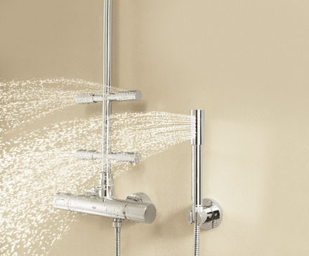 Rainshower Systems Shower system for wall mounting