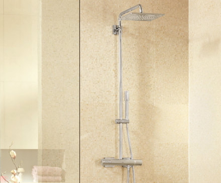 Rainshower F-series Douchesysteem