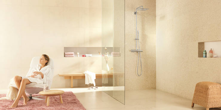 Rainshower Shower system for wall mounting