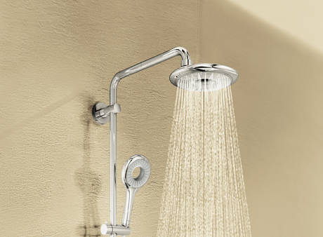 Rainshower Icon Shower system for wall mounting