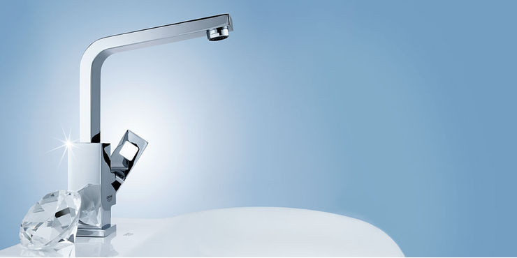 German Made Faucets >> GROHE - GROHE StarLight® - Technology - About Company