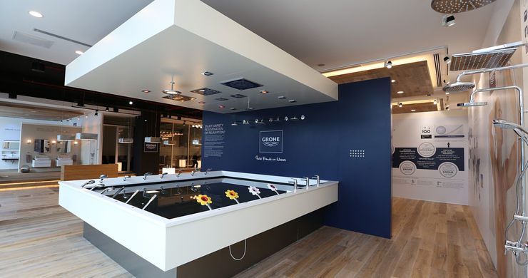 Grohe Grohe Live Center About Company