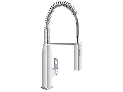 Grohe - Eurocube - Kitchen Faucets - For Your Kitchen
