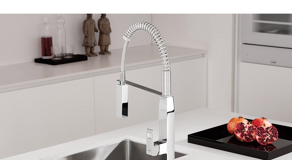 grohe - european designed kitchen faucets, bathroom faucets
