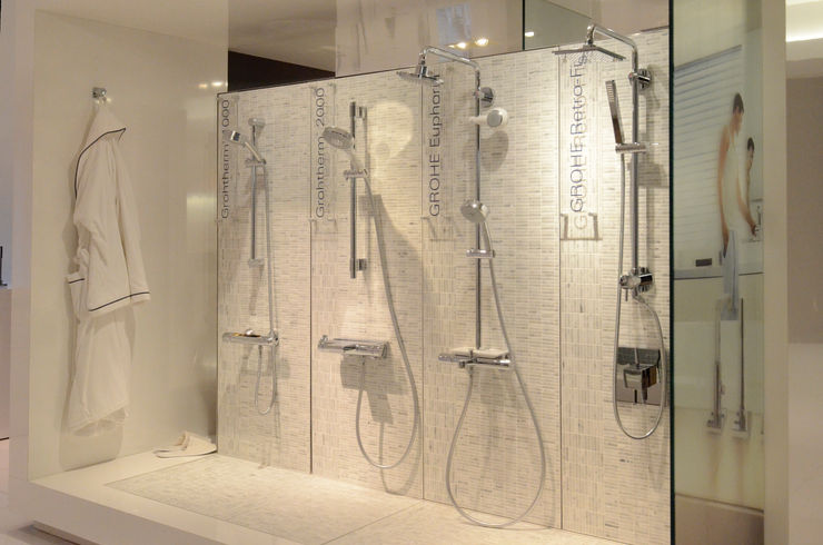 GROHE - Corporate Showroom - About GROHE