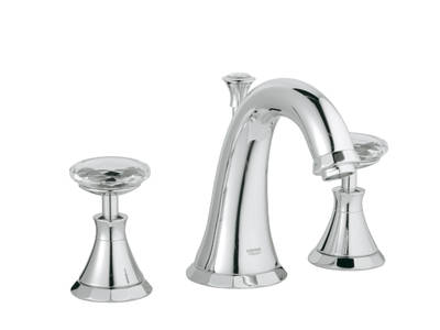 Kensington Roman tub filler with hand shower