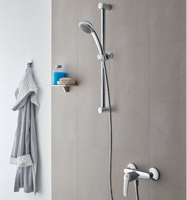 Remove Your Existing Shower Set