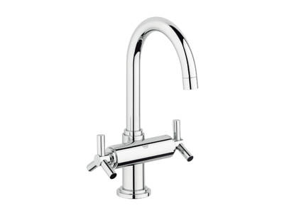 Atrio Single-hole basin mixer