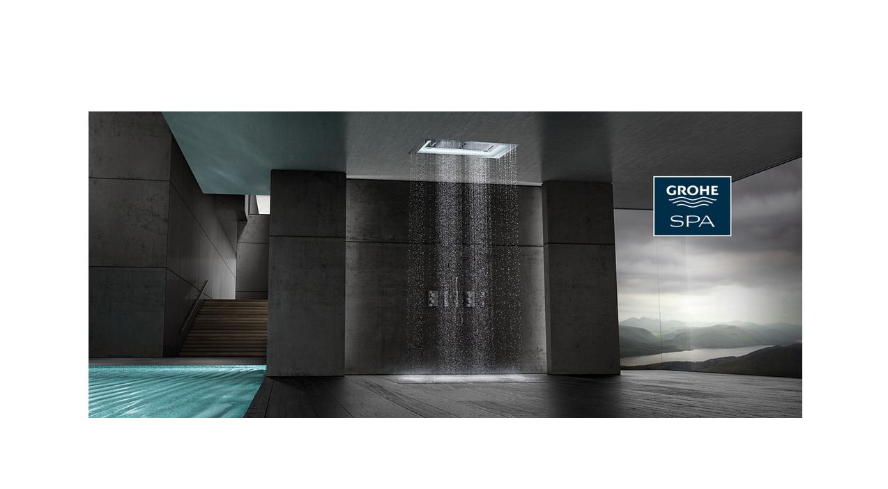 GROHE - AquaSymphony - Private SPA - For your Shower