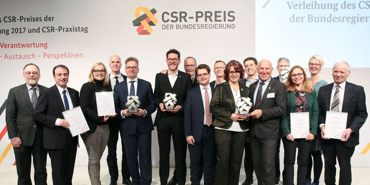 GROHE - CSR Award of the German Federal Government - Responsibility ...
